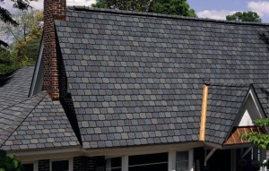 Slate and Stone roof