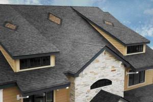 Diamond Design Roof for house