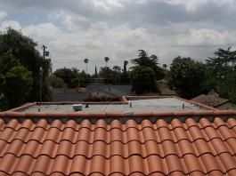Material types So. California Roofs