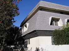 Unusual Roofing style